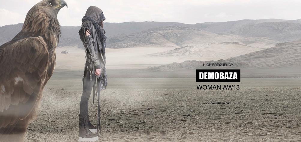 Demobaza, dystopian designer