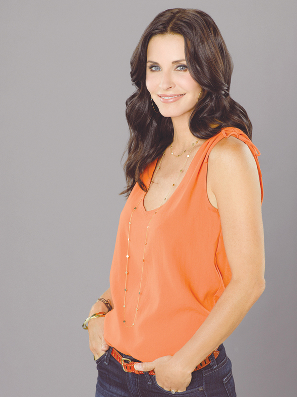 Courtney Cox turning 50