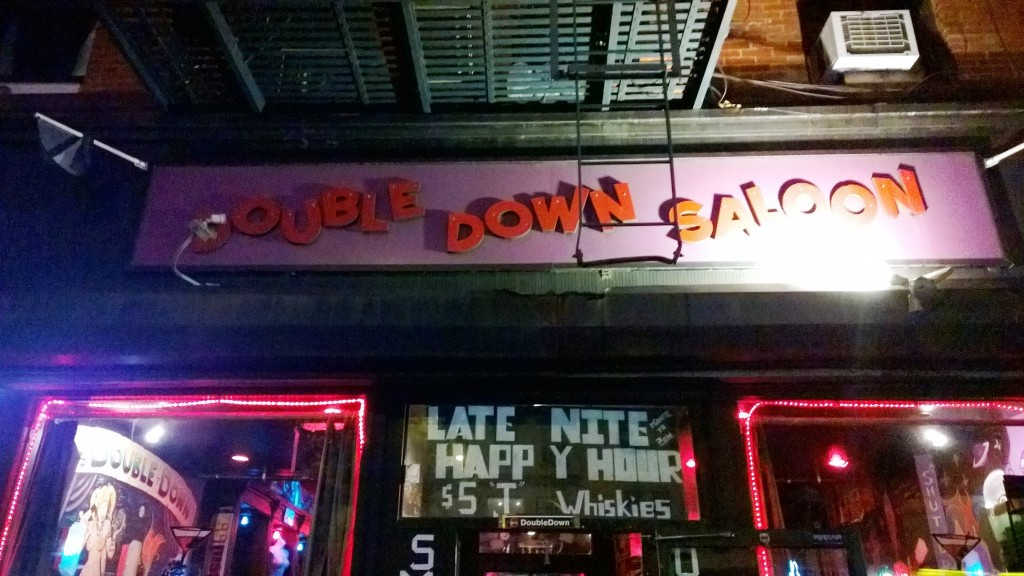 Double Down Saloon