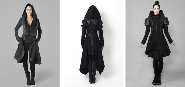 Gelareh Designs, dystopian
