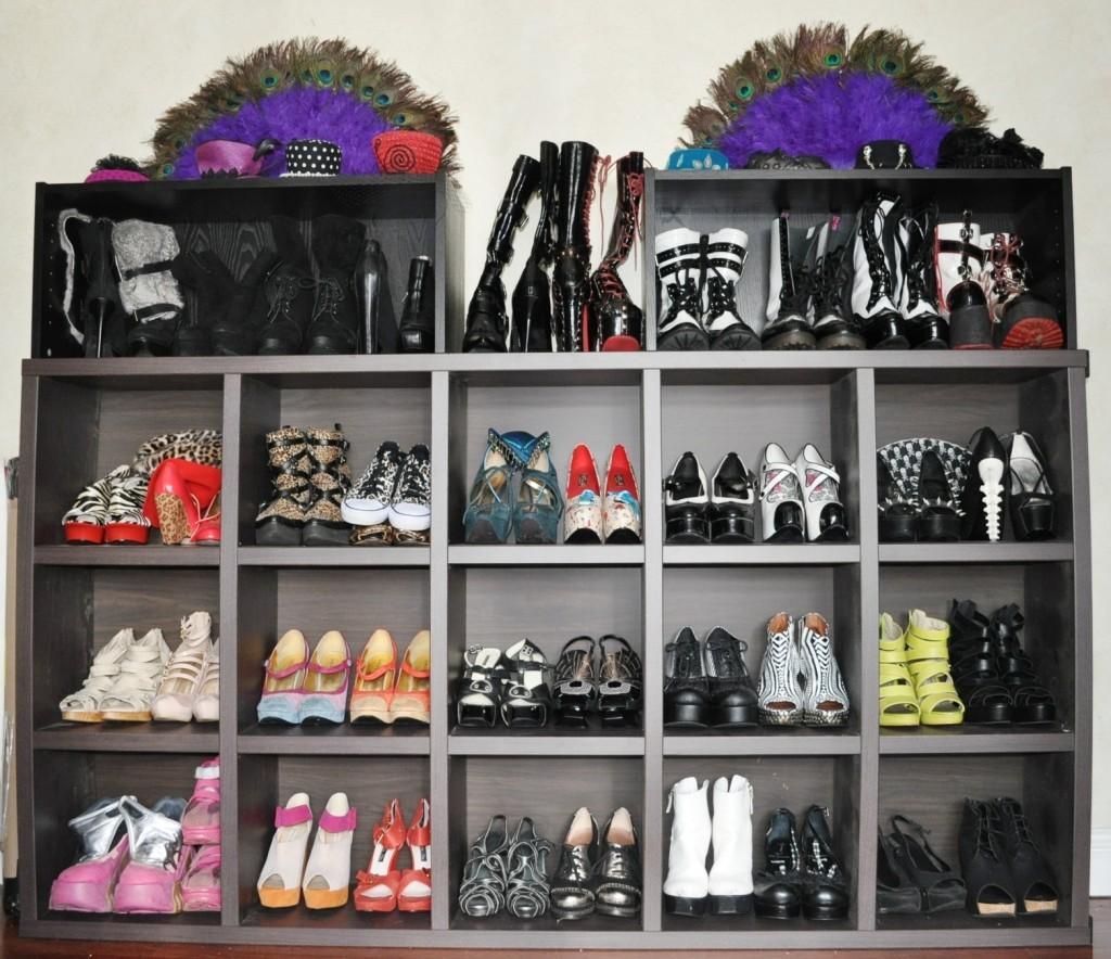 Shoe-wall-2