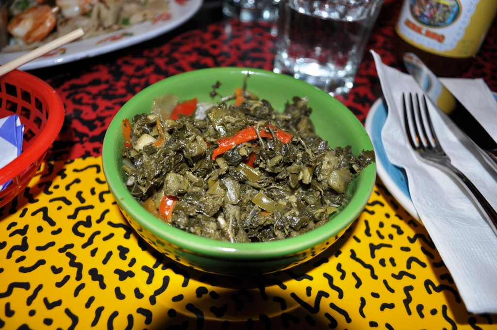 Miss Lilys callaloo