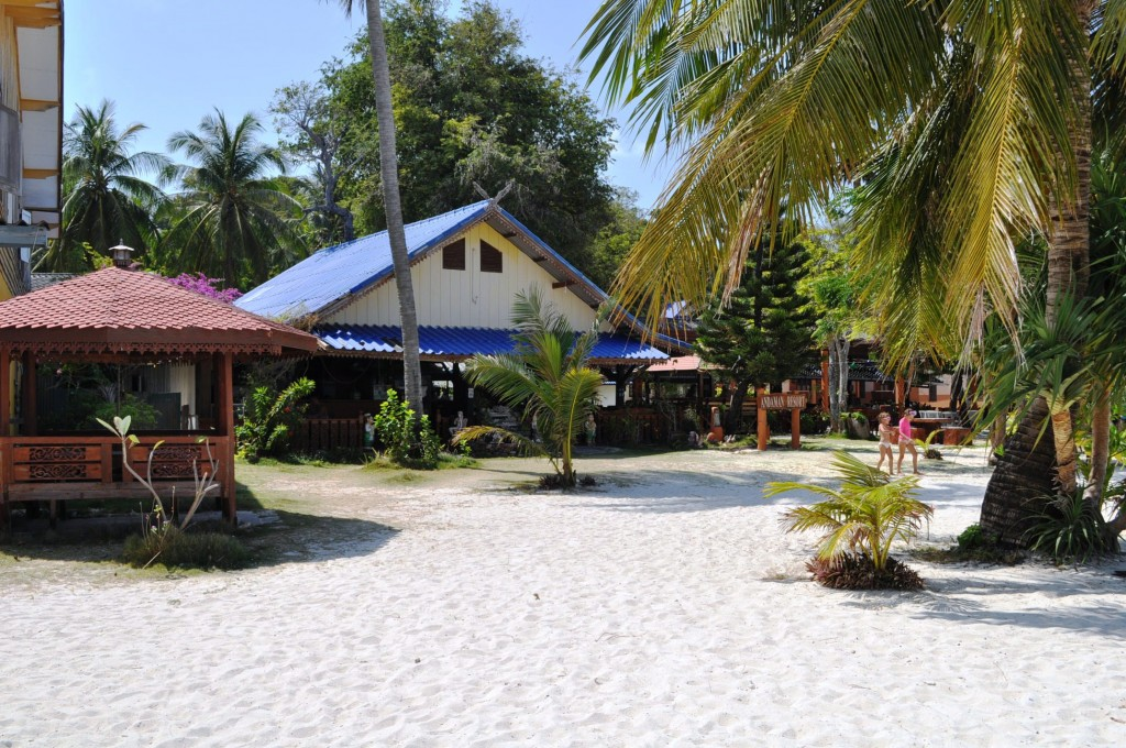 Andaman Resort front