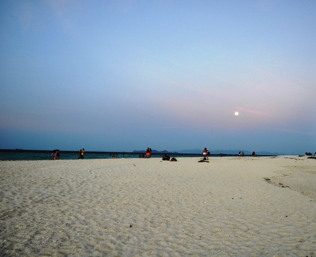 koh lipe moonscape