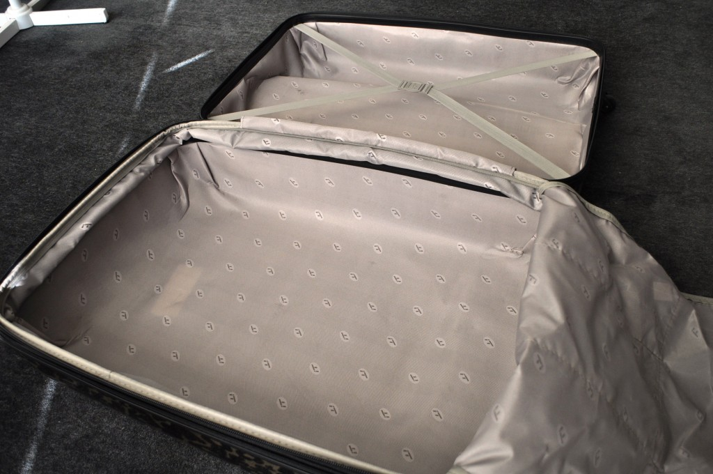 Luggageopen