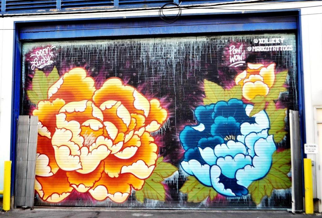 Pow!Wow! street art Kak'ako
