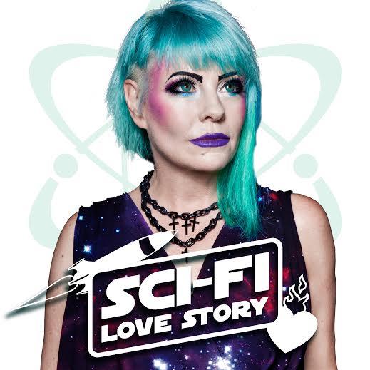 Scifi Love Story logo