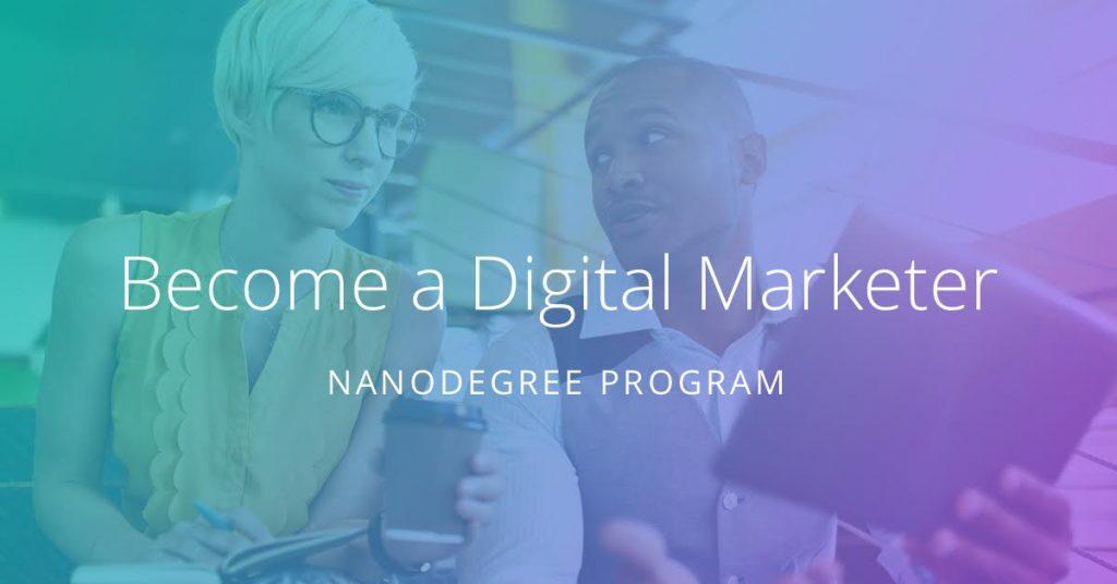 digital marketing, social media, Udacity